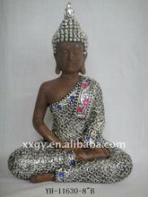 polyresin buddha figure