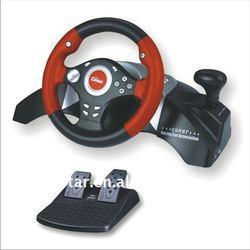 USB Vibration Racing Game Wheel, Game Controller Speed Wheel