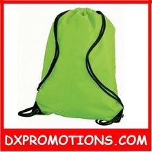 210D nylon drawstring bag /nylon drawstring backpack