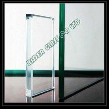 3-25mm parede de vidro do painel com o ccc e en12150