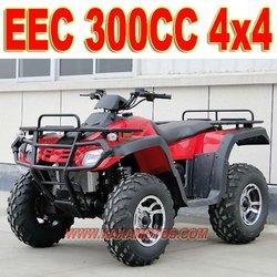 Cheap ATV for sale 300cc 4x4