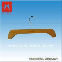 Cheap wooden hanger wholesale coat hanger stand