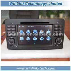 For MERCEDES Benz R320,R350,R500 CAR DVD GPS WITH TMC DVB-T MPEG4 ISDB-T ATSC-MH