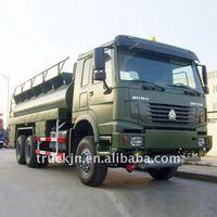 SINOTRUK HOWO Oil Tank TRUCK 6X4