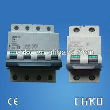 C65H-DC DC Circuit Breaker 4 Poles