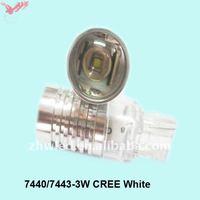 T20 7443 Led Auto Bulb Led Car Light High power with 3W Cree Led Chip