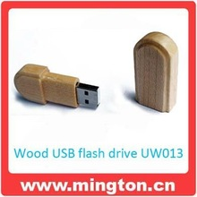 ECO wooden usb magnetic gift