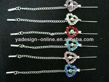 B108 Fashion hijab and muslim scarf pins
