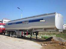 Fuel/Oil transport tanker semi trailer