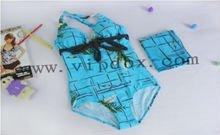 Tankini polyester fabric dye sublimation