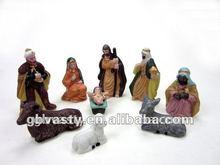 Christmas nativity set 2012 factory derect sale