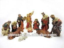 Polyresin nativity sets 2012 factory derect sale