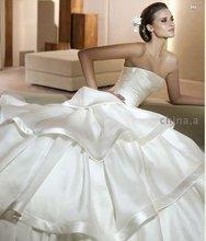 2012 New style Modern Ball gown Wedding dress