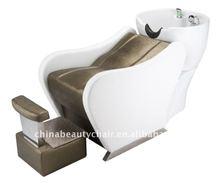 fibra di vetro di base salone sedia shampoo