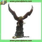 Large bronze Garden Eagle Statue BAS-D233