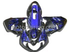 Fairings Kit For Suzuki TL1000R 98-02 Motorcycle Frames/Body Kits/ABS Racing Fairing With Black&Blue flames