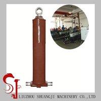 single way piston type hydraulic cylinder