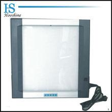single x-ray film viewer/self induciton