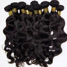 Guaranteed 100% virgin brazilian human hair