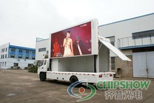 Mobile Car Led Dispaly Screen Pixel 16mm