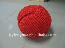 Modern handmade decorative ball