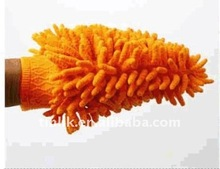100%microfiber gloves for car/glass cleaning manufactory