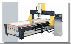 Light Metal CNC router (working dimension 4.3' *8')