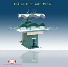 NEW Professional Collar-Cuff-Yoke press machine, Ying Di Industrial Washing Machines