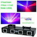 luces laser del equipo barato de DJ