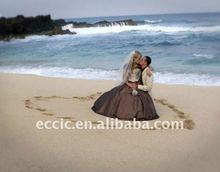 Creative online shop design for Wedding dress