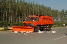 CSL1120 snow plow truck