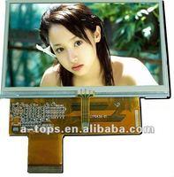 """tft lcd 5"""", video doorphone TFT"""
