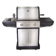 Stainless Steel Gas Grill PG-4030000L (without side burner)