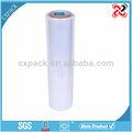 Transparente palete de plástico de embalagem trecho jumbo rolo de filme