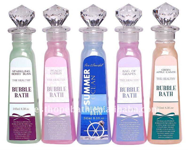 Bath Products : Bubble Bath Products Oem-245ml bubble bath,