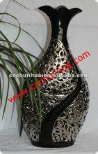 2012 new antique chinese ceramic vase craft, ceramics and porcelain products.