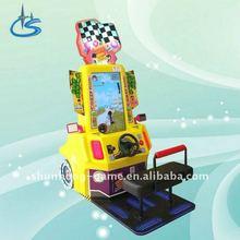 Baby racing kids amusement game machine