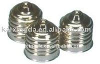 Guarantee quality Lamp cap_E27 & lamp baseE-27