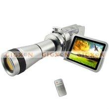MPEG4 Optical Zoom Lens Telescope Digital Video Camcorder