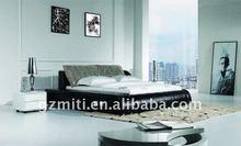 Modern wooden bed M0676