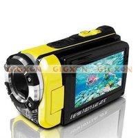 WD-5 DV Camera 3. 0 inch TFT LCD 16. 0MP MAX HD1080 Waterproof Digital Camcorder