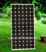 185w mono silicon solar panel system