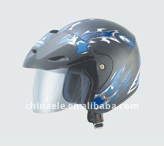 open face Racing helmets