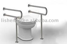 toilet support bar basin grab bar corner grab bar grab handle