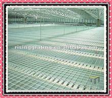 aluminum or low carbon steel grating ceiling joist