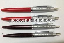 Plastic ballpoint pen 1000pcs free shipping by Fedex