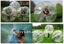 2012 Best inflatable bumper ball