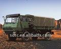 Sino howo todos - la rueda de camión de carga ( 340hp, cnhtc chasis, 4x4 )