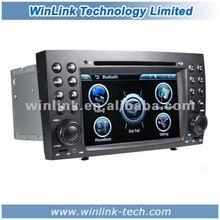 For Mercedes SLK 171 Car Radio with GPS Car Radio TV DVD