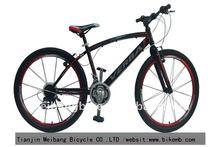 """26"""" steel men bike popular mountain bike"""